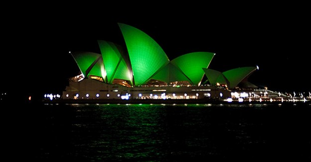 Malta participates in 'Tourism Ireland's Global Greening 2014'