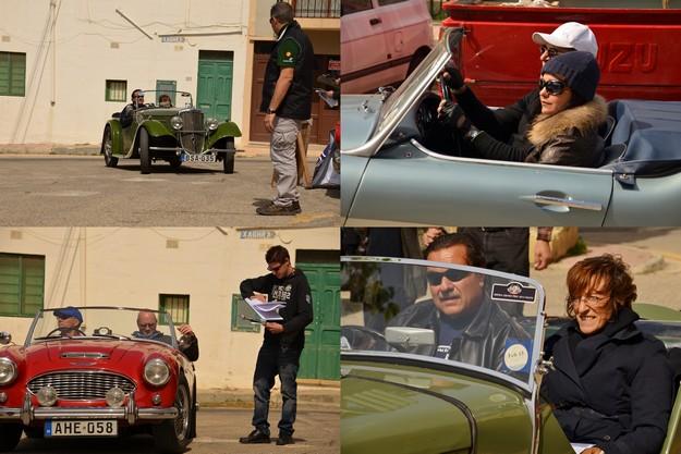 Sunny skies greet Rabat to Rabat Vintage Motors Festival
