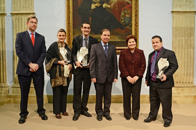 3rd edition of President's Awards for Voluntary Work