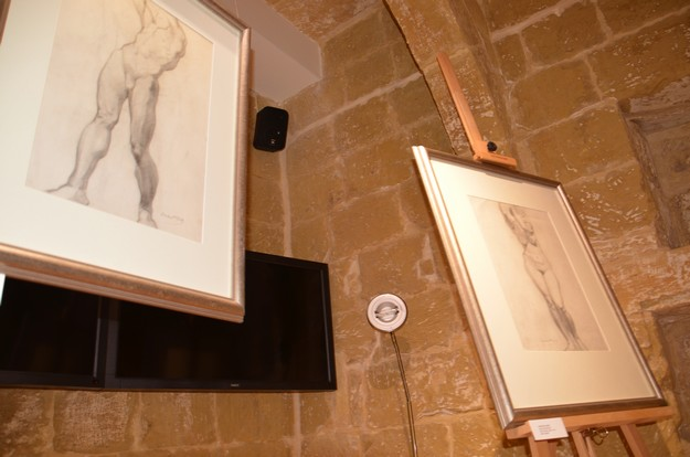 Two exhibitions currently taking place at Heart of Gozo Museum