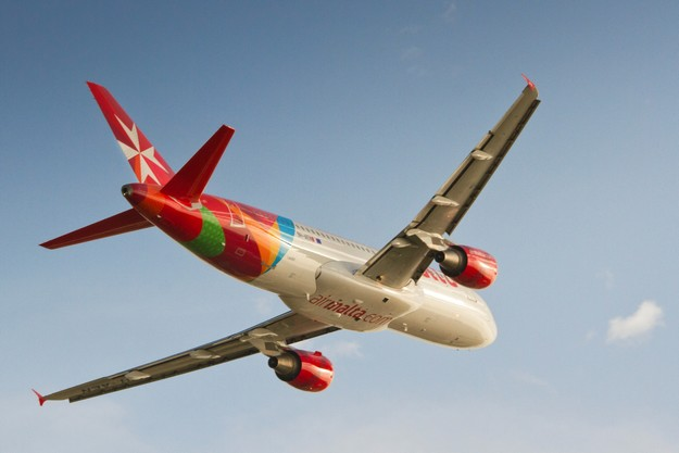 Technical problems on Air Malta London flight has a knock-on effect