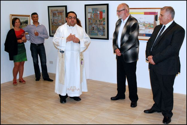New art gallery opens in Qala: 'The Gallery by Visionism'