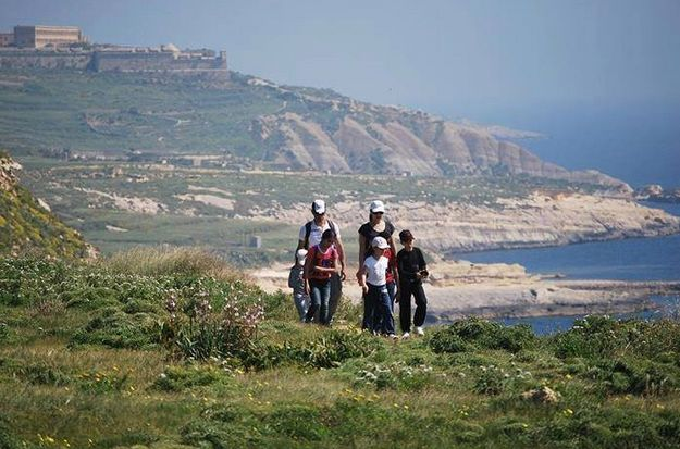 Gozo-Rocks! Charity Hike this Sunday to raise funds for the Alive Foundation