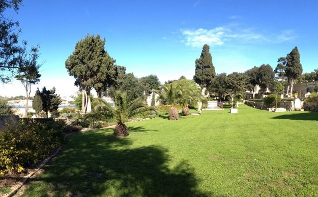 DLH's annual spring fete at the Msida Bastion historic garden