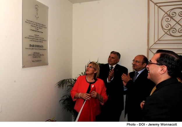 Gozo shelter for victims of domestic violence inaugurated