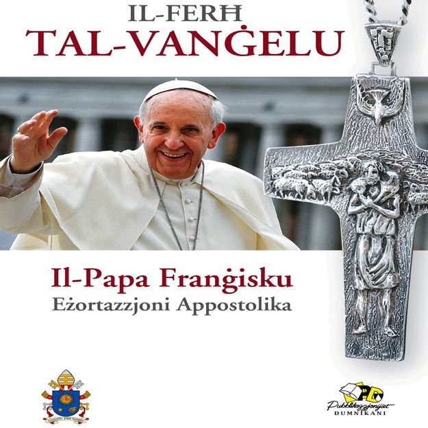 Apostolic Exhortation of Pope Francis now available in Maltese