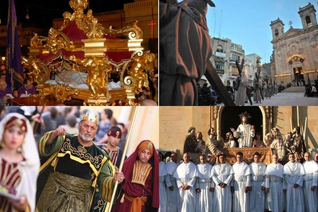 Good Friday Processions taking place tomorrow in Gozo