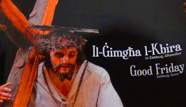 New book published on the Good Friday Procession in Zebbug, Gozo