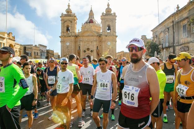 Full details of 39th Edition of the Gozo Half Marathon