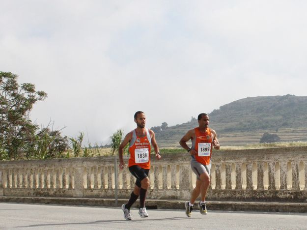 Over 300 athletes registered for next Sunday's Gozo Half Marathon