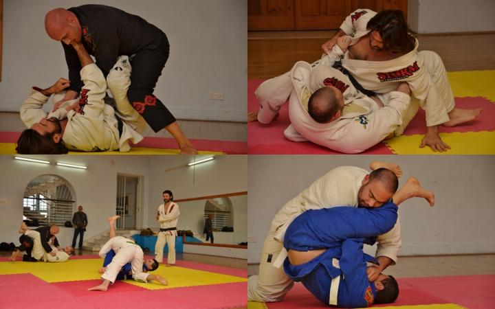 New Martial art School in Gozo - BJJ Gozo - Team Fransua