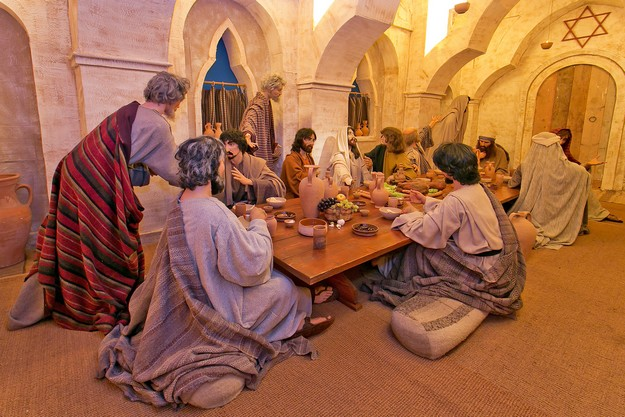 Nadur Males MUSEUM organises annual 'Last Supper' display