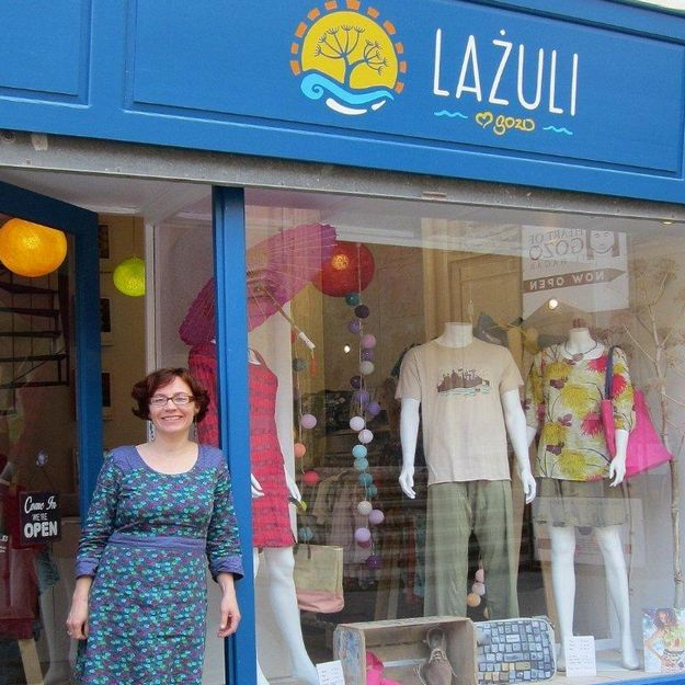 Lazuli boutique's special launch this Saturday in St George's Sqaure