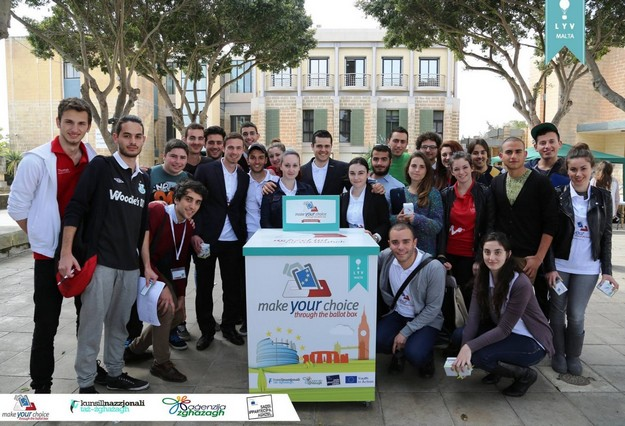 League of Young Voters Malta now bringing the debate to Gozo