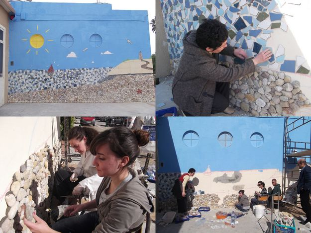 The Lighthouse Mosaic brings light to Sannat Primary and Special Unit