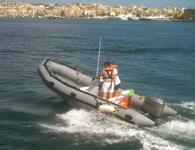 Malta Sailing Academy holds Nautical Licence Courses in Gozo