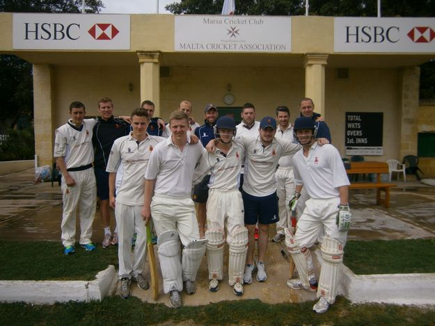 A busy week of cricket for Marsa and three visiting touring teams