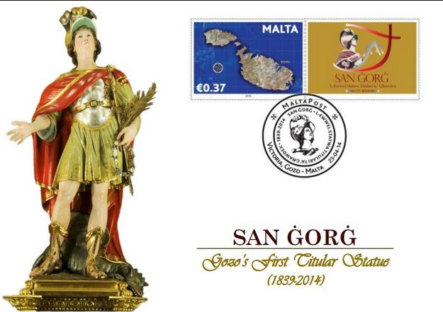 Celebrations for 175th anniversary of the titular statue of St George
