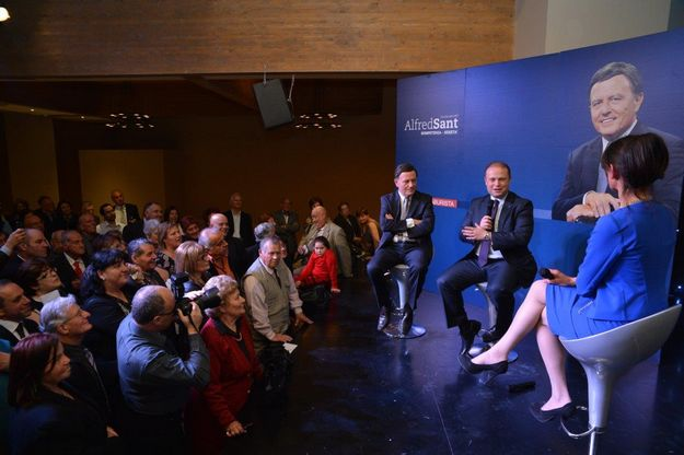 Alfred Sant would do us proud, says Prime Minister Joseph Muscat