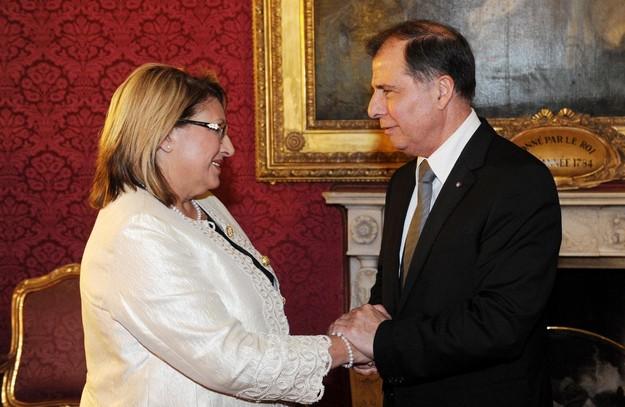 H. E. Mrs Marie-Louise Preca elected as ninth President of Malta
