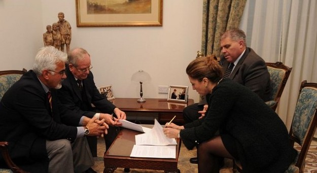 Agreement on restoration & upkeep of historic sites in Gozo
