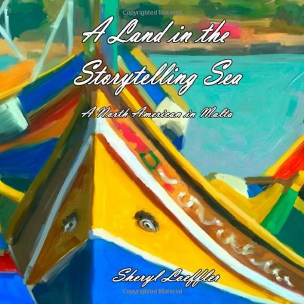Gozo book launch: 'A Land in the Storytelling Sea' by Sheryl Loeffler