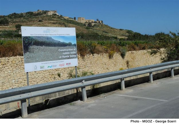 Phase One of a $1.24 million Alter Aqua project finalised in Gozo