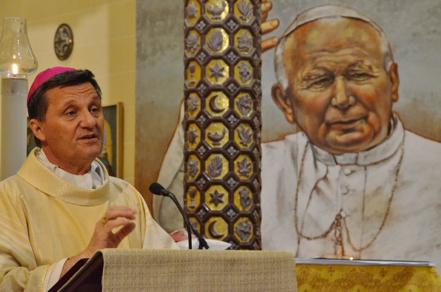 The JP2 Foundation anniversary commemoration held at Ta' Pinu