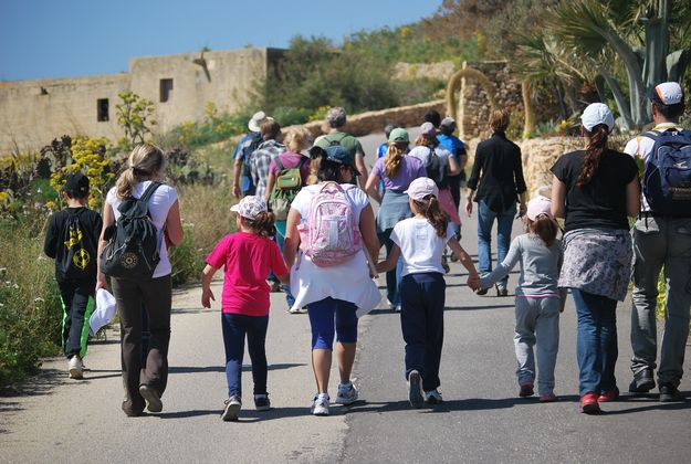 Gozo Clean & Green hike from Qala to Ramla this coming Sunday