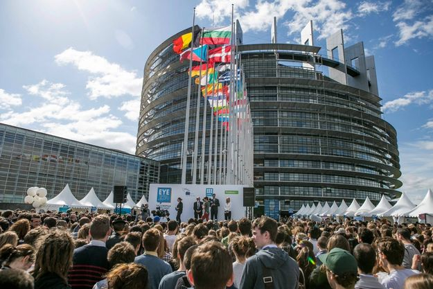 Young Europeans set policy goals to new European Parliament