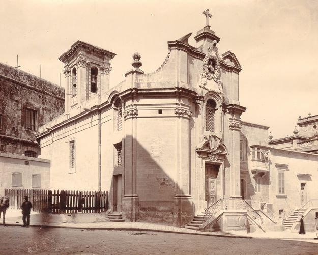 Public lecture: 'The Hospitaller Church of Our Lady of Victory'