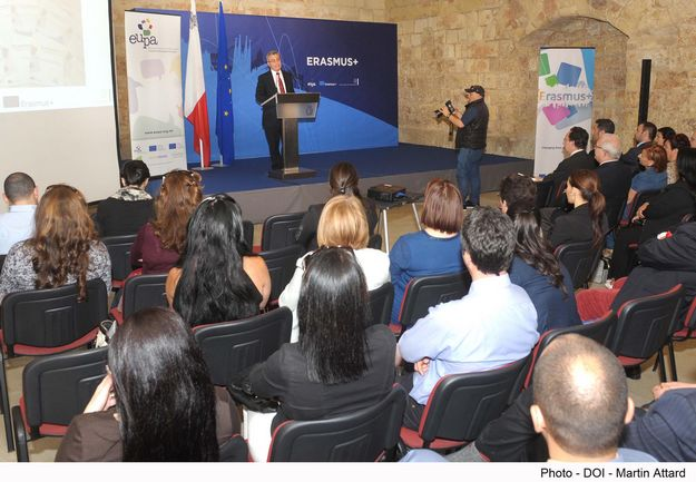 Erasmus+ Programme launched: Education, Training, Youth and Sport