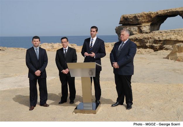 10% of European Funds for 2014-2020 will be invested in Gozo - Dr Ian Borg