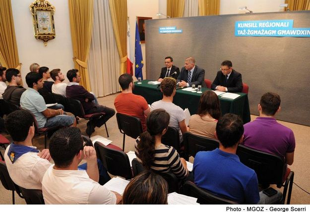 GUG welcomes establishment of the Gozo Regional Youth Council
