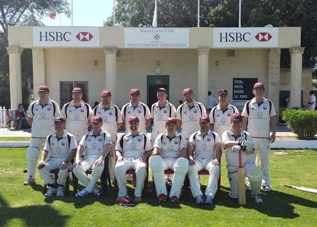 Marsa C.C take on new touring team Howitzers C.C