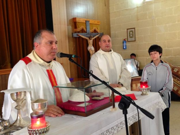 24th anniversary commemoration of Pope John Paul II's visit to Gozo