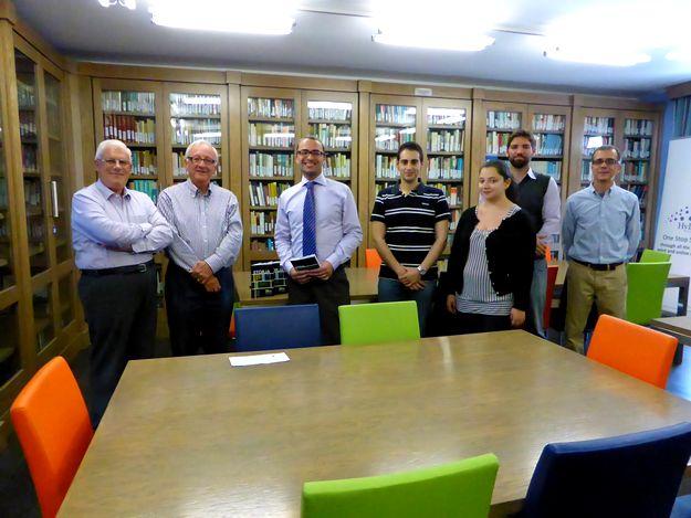 The Alfred Mizzi Foundation supports the Malta University Historical Society