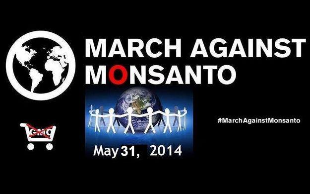 March Against Monsanto: Zminijietna participates in Saturday's Valletta march