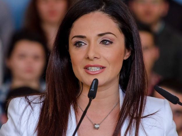 Dr Miriam Dalli elected as MEP in the 23rd count with 37,533 votes
