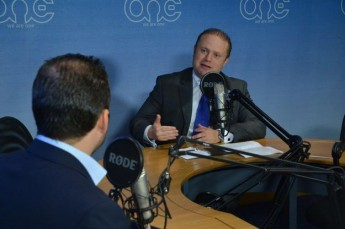 Busuttil must shoulder the responsibility on hidden report on Gozo - PM