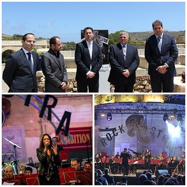 Victoria gears up for RockAstra open-air concert with the La Stella Band