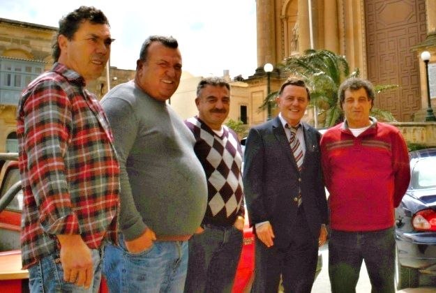 Gozo Needs Large Scale Project to create Economic Momentum - Alfred Sant