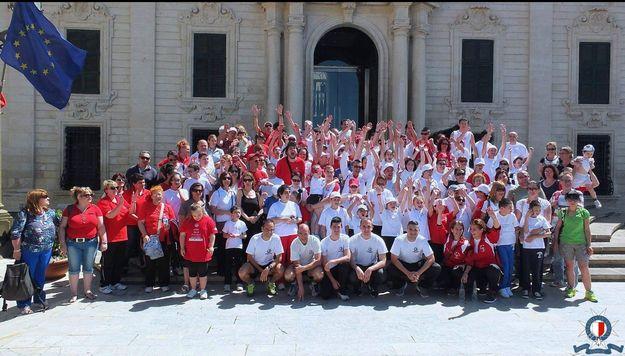 Special Olympics Malta Awareness Exhibition held in Valletta