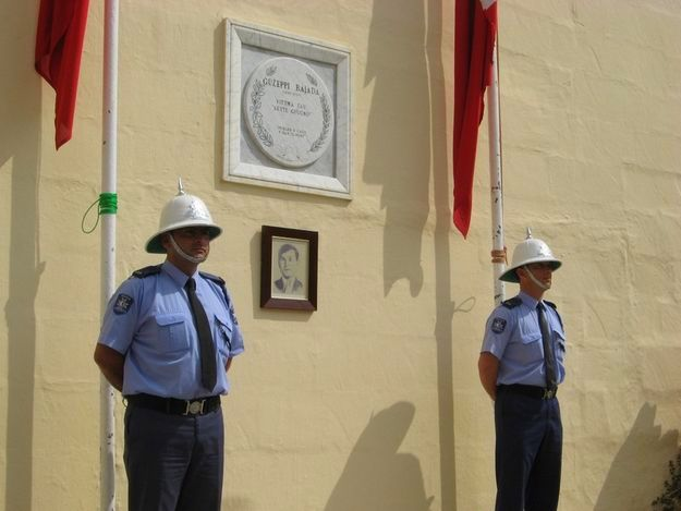 Commemoration programme in Xaghra for 1919 Sette Giugno riots