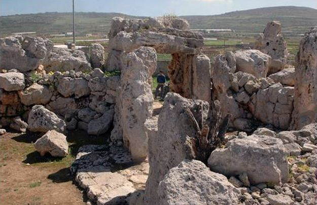 MEPA extends scheduling boundary around Ta' Hagrat Temples