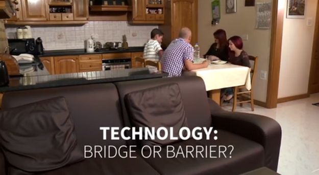 Technology: A Bridge or a Barrier: 2014 World Day for Social Communications