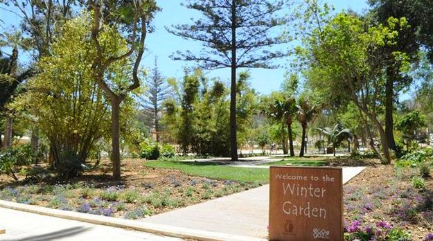 'A sincere thank you for the Villa Rundle Gardens' - Readers Letter