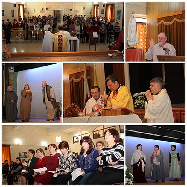 World Union of Catholic Women's Organisations Day celebrated in Gozo