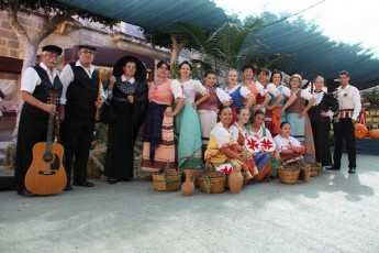 Aurora Folk Group participate in 'The Revival of Old Towns & Cities'