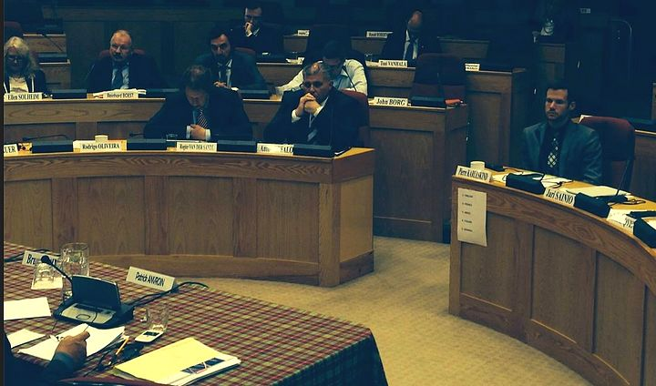 Gozo Minister attends CPMR Political Bureau meeting in Scotland